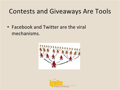 Contests Giveaways - contest and giveaway marketing on facebook and twitter