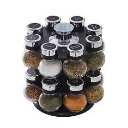 spice rack refills buy kamenstein 174 ellington 16 jar spice rack from bed bath