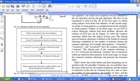 youtube pattern matching 1efficient pattern matching algorithm for memory