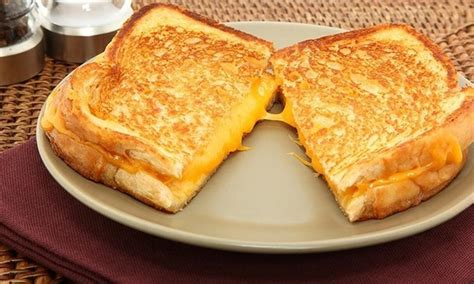 Grilled Cheese Toaster Oven Gvc Clubhouse Grilled Cheese Sandwich