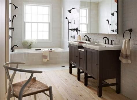 kohler bath shower combo how you can make the tub shower combo work for your bathroom