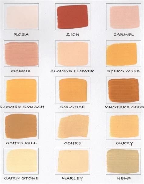 shades of orange paint 17 best images about color pallet on pinterest paint