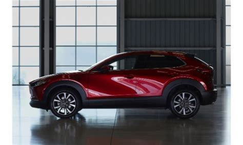 2020 Mazda 3 Length by 2020 Mazda Cx 30 Cargo Dimensions And Seating Space