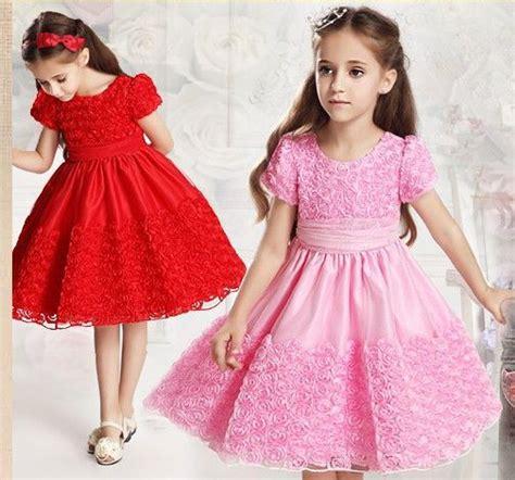 Baju Anak Flower Dress Gi 323 yeni giyim modelleri şık 231 ocuk elbisesi