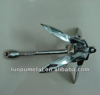 grapnel boat anchors grapnel folding boat anchor stainless steel grapnel
