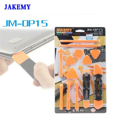 Jakemy 5 In 1 Opening Tools Kit For Iphone Laptop Pc Jm 999 jakemy 13 in 1 disassembly tools set pry spudger roller opening tool for iphone 7 6 5 for
