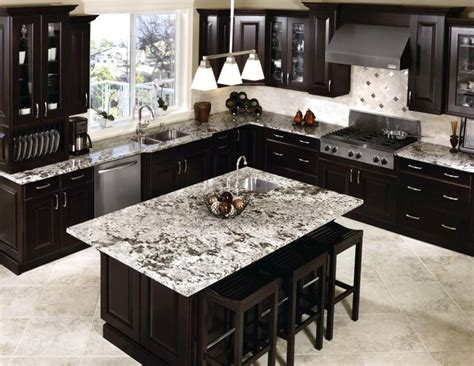 dark or light cabinets for small kitchen stainless steel modern kitchen bar stool kitchens light