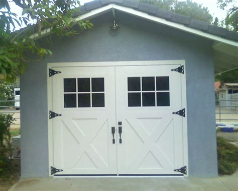 carriage house doors for quot bicycle house quot house