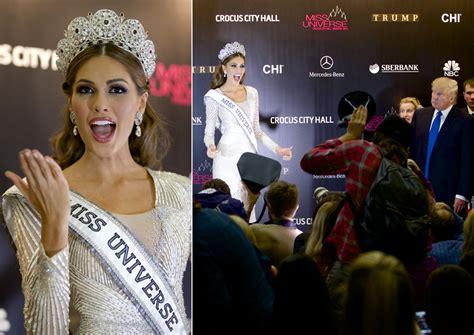 imagenes de las miss universo venezolanas la venezolana gabriela isler arrebata el t 237 tulo de miss