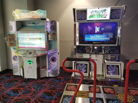 pump it up cabinet types pump it up prime 2 and dance evolution arcade locations