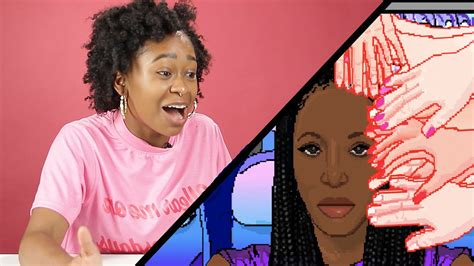 never touch a black woman hair women play hair nah don t touch black hair youtube