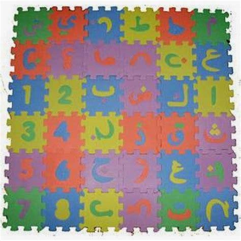 Mainan Anak Space Sand Magic Sand Playset Pasir Kinetik 882 48 puzzle mat arabic 123 abc homestuff kedai mainan