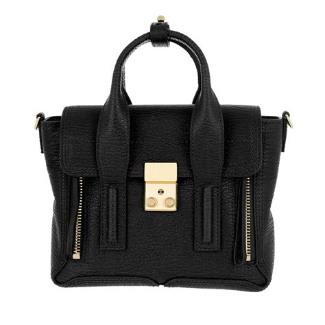 phillip lim bag sale 3 1 phillip lim pashli mini satchel bag black in schwarz