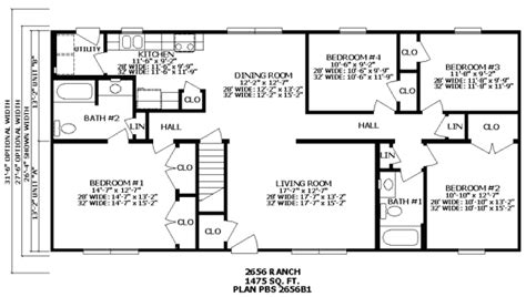 home floor plans split level adhome