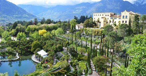 giardini di sissi merano una visita ai giardini di castel trauttmansdorff a merano