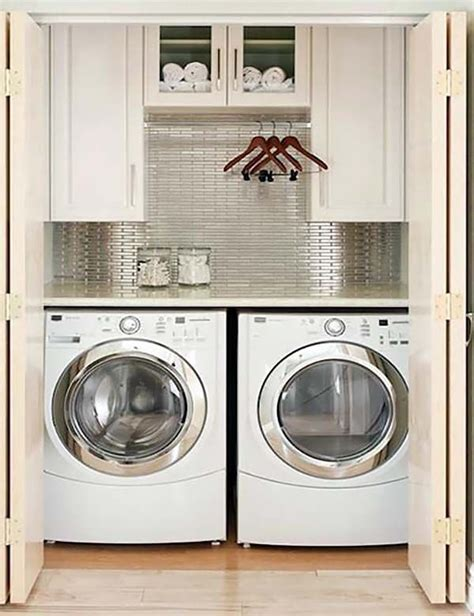 Small Laundry Closet Ideas by Best 25 Small Laundry Closet Ideas On Laundry