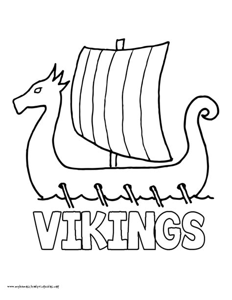 nfl vikings coloring pages minnesota vikings free colouring pages