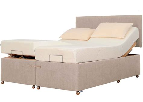 Headboards For Adjustable Beds by Tempur Avebury Complete Adjustable 5ft Bed Headboard