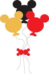 Mickey Balloon Outline by Mickey More Balloons 933106 Jpg