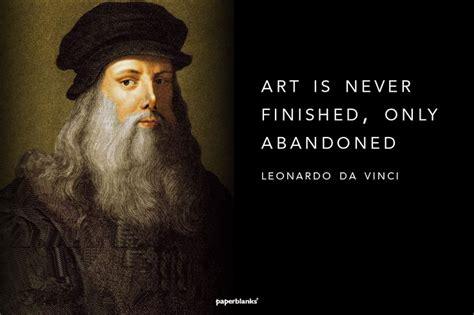 leonardo da vinci paintings drawings quotes biography davinci quotes on art quotesgram