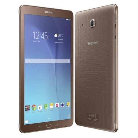 Samsung Galaxy Tab Kamera Bagus samsung galaxy tab e sm t560 9 6 8gb brown android tablet