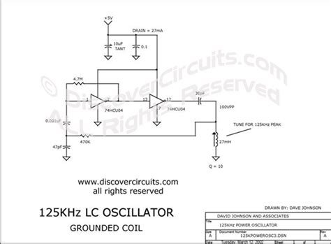 inductor capacitor oscillator circuit inductor schematic drawing inductor get free image about wiring diagram