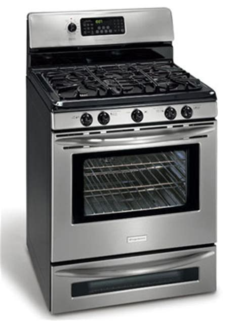 frigidaire model plgfmz98gc gas range review