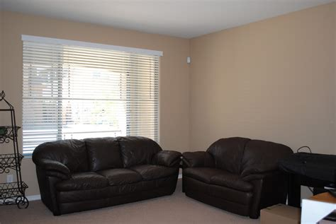 wall color for furniture can you say neutral walls carpet brown couches