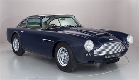 aston martin unique 1959 aston martin db4 up for grabs
