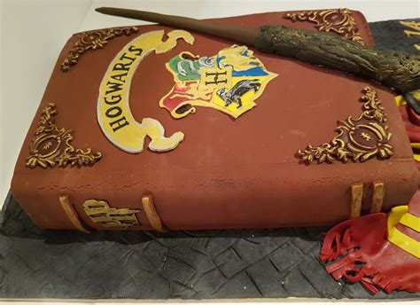 harry potter kuchen harry potter buchtorte