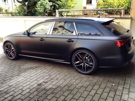 Audi Rs6 Matt by Audi Rs6 Schwarz Matt Lp Foil De