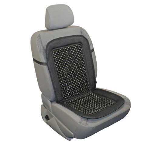 beaded car seat cushion cover from driveden uk