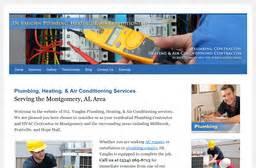 Vaughn Plumbing Montgomery Al d l vaughn plumbing heating air conditioning on mt meigs rd in montgomery al 334 265 8713