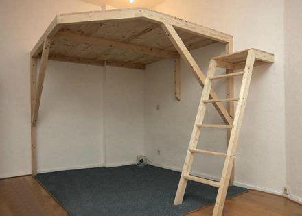 Leiter Hochbett Selber Bauen by Um Die Ecke Mit Anderer Leiter Und In Weiss Wohnen