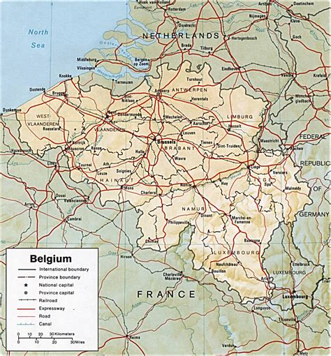 map of central brussels map belgium travel europe