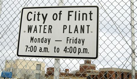 Um Flint Social Work Town by 6 State Employees Criminally Charged In Flint Water Crisis