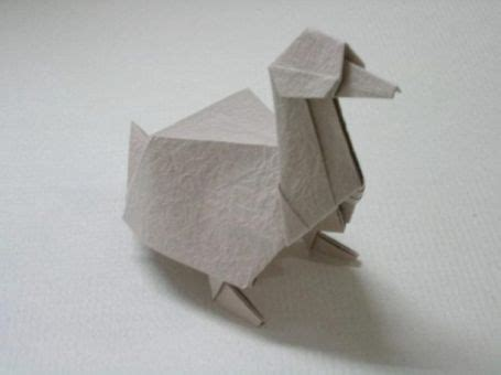 How To Make Duck Origami - origami friends and chang e 3 on
