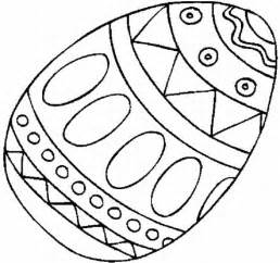 easter eggs to color free easter printable coloring pages for easter