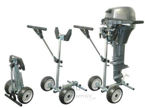 buitenboordmotor vervoeren in auto buitenboordmotor trolley lift voor gebruikte auto