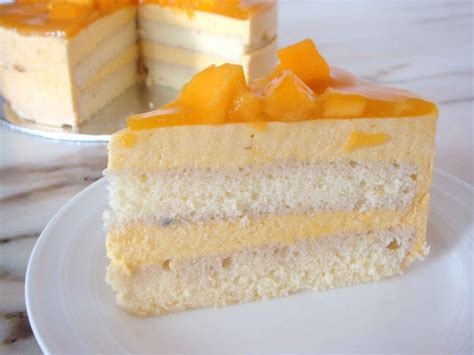 easy cake recipes mango cake recipe easy dessert recipes