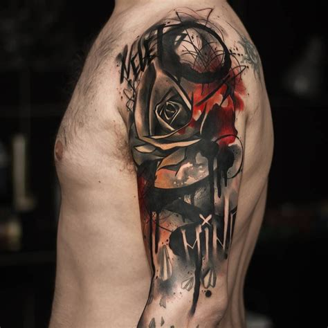 abstract tattoo for men great for pictures tattooimages biz