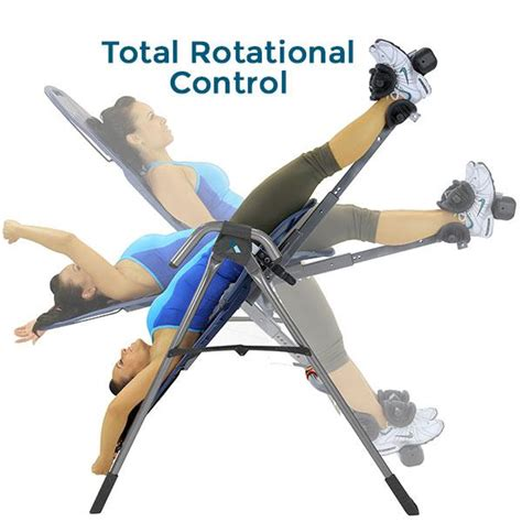 teeter ep 970 inversion table amazon com teeter ep 970 ltd inversion table with back