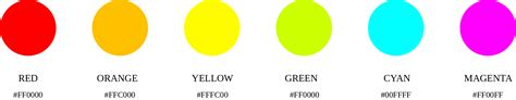 what is the brightest color the brightest most noticeable colors adioma