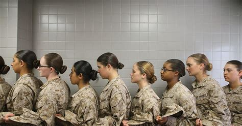 women hairstyles accepted in usmc a murder suicide and the dark side of military recruiting
