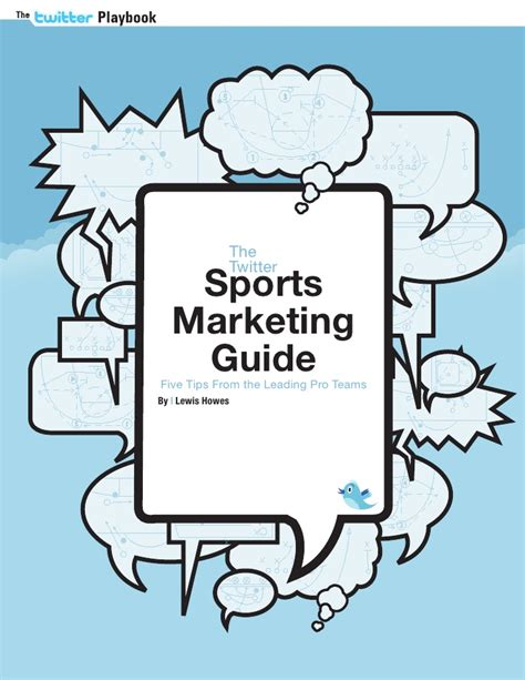 Sports Marketing 1 sports marketing guide