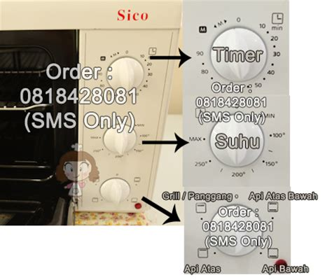 Oven Listrik Rumahan oven listrik tk 1150 dianacahya