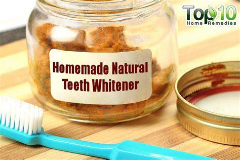 diy homemade natural teeth whitener top  home remedies