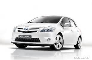 Toyota Auris Parts Toyota Auris Hybrid Technical Details History Photos On