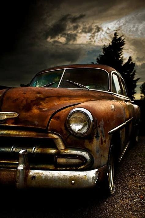 rusty car rusty chevy rustic beauty and abandoned dreams pinterest
