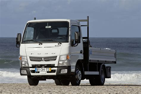 mitsubishi truck canter fuso canter 2014 trucks now with ecofficiency